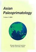 Asian Paleoprimatology