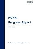 KURRI Progress Report